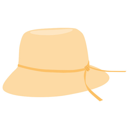 boater: Woman hat with small ribbon. Bonnet hat, boater hat, fashion hat