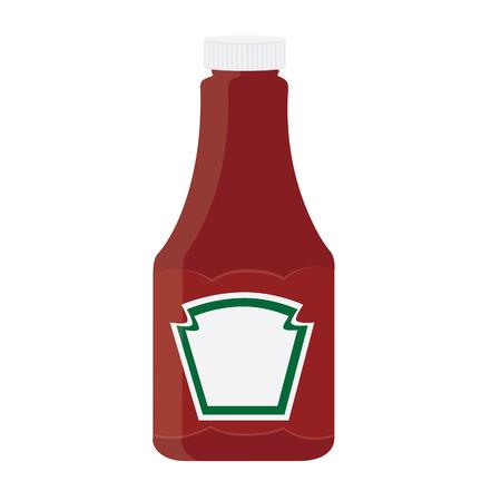 トマト ケチャップ、トマトソース、分離された ketchuo、ケチャップ ラスター