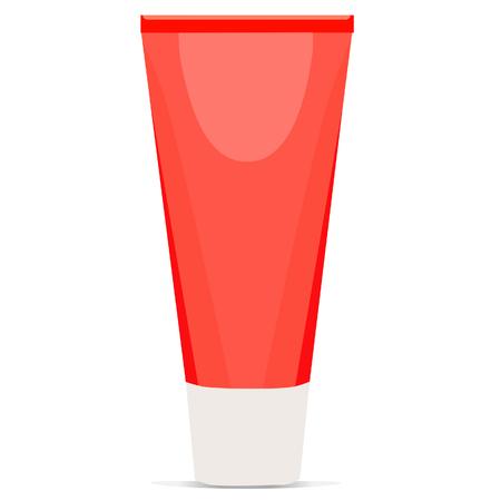 cream tube: Cream tube, medical cream, cream isolated, cream raster, topical cream