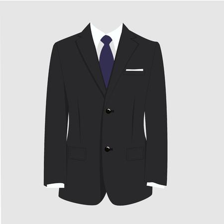 man suit: Illustration of  man suit, tie, business suit,  man in suit