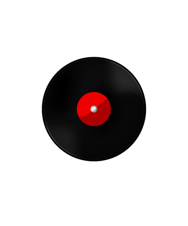 soundtrack: Vinyl, vinyl record, vinyl record raster, green vinyl
