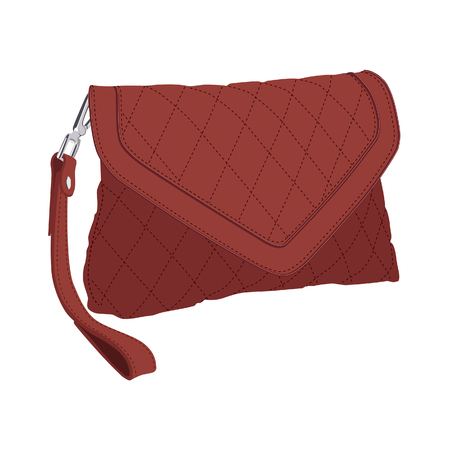 clutch bag: Clutch bag, clutch purse, clutch ba isolated