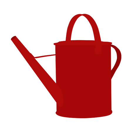 reservoir: Watering can, reservoir, red watering can, inventory