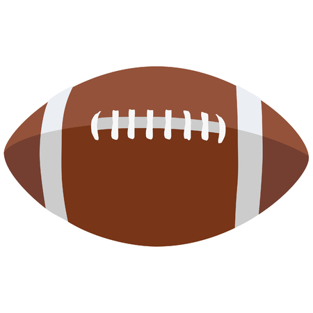 football ball: American football ball, football ball Stock Photo