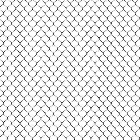 Raster Illustration Nahtlose Muster, Hintergrund Stahl Drahtgeflecht ...