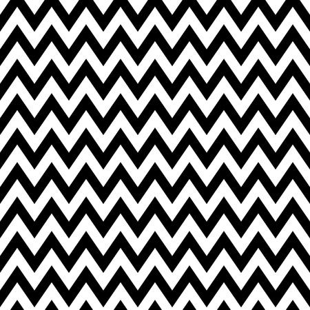 Vector illustration of zig zag seamless pattern