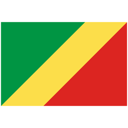Democratic Republic of Congo flag icon