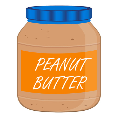 Peanut butter on a pussy side