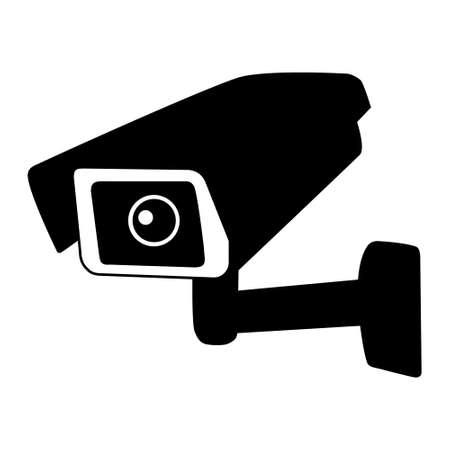 Surveillance camera icon. Surveillance monitors. Camera cctv, security camera