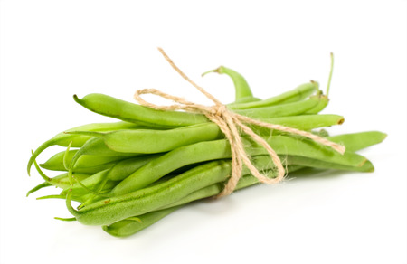 bunch of green beans  Stock Photo - 23171729