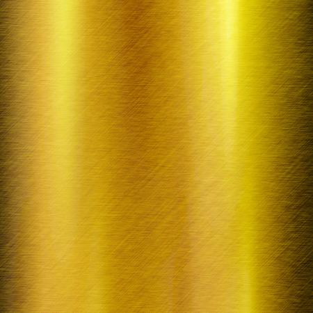 polished: Shiny polished golden background