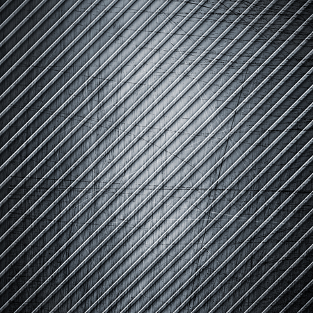 grunge metal: Grunge metal background with stripes