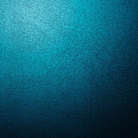 Blauwe abstracte achtergrond met leder textuur