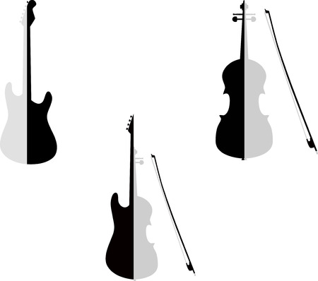 Musical Instruments Stock Vector - 6439524
