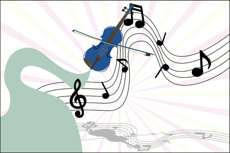 game music Vector