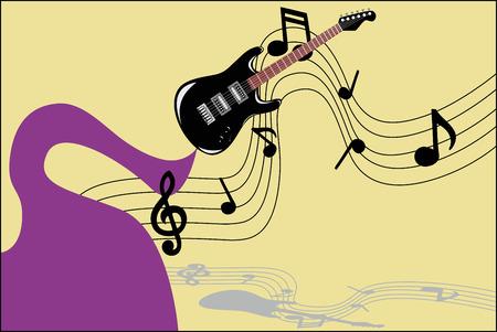 music Stock Vector - 6486965