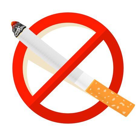 World No Tobacco Concept Stop Smoking. Diseases of cigarette