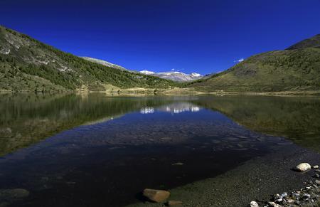Lake at Green Mountain