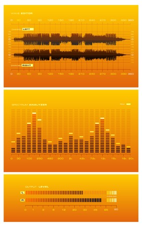 Sound Lab Иллюстрация