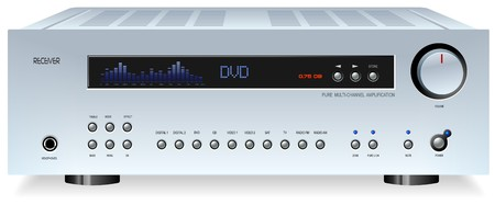 audiophile: Hi-Fi Receiver
