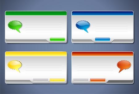 Message boxes