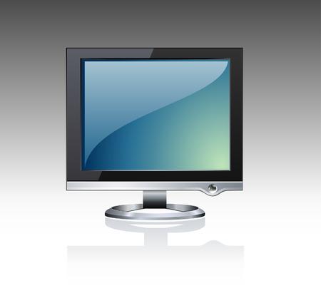 lcd: Computer LCD Monitor