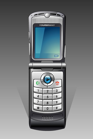 display type: Mobile Phone