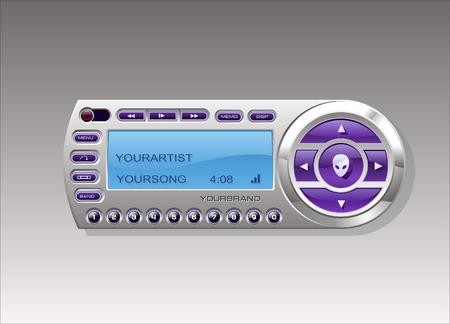 Sattelite Radio Receiver