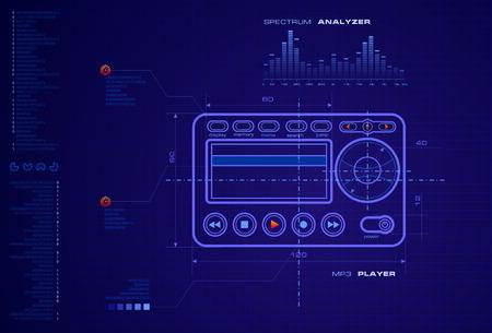 documentation: MP3 Player blueprint