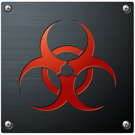 meltdown: Biohazard Illustration