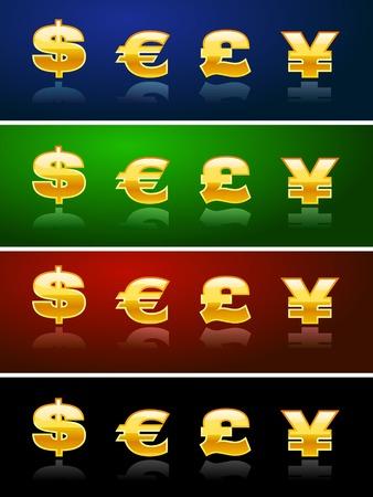 通貨のアイコン