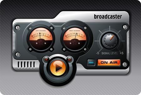 Analog Radio Zdjęcie Seryjne - 3763790