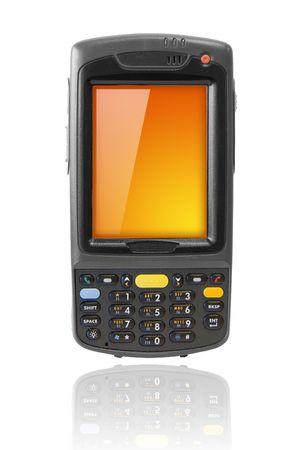 handheld computer: Handheld computer