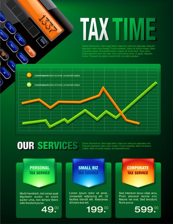 taxes: Tax Services Brochure