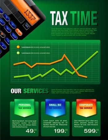 Tax Services Brochure