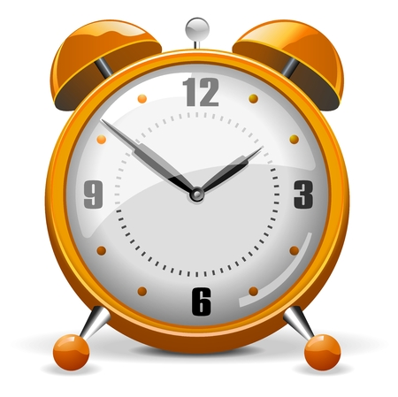 despertador: Alarma naranja