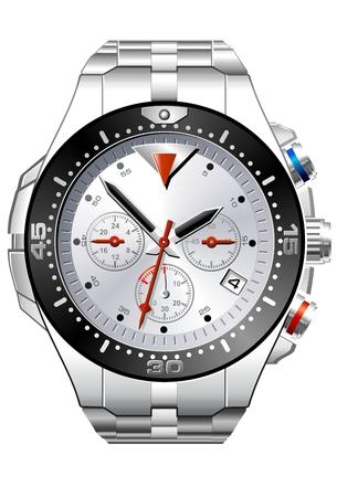 Analog Watch 向量圖像