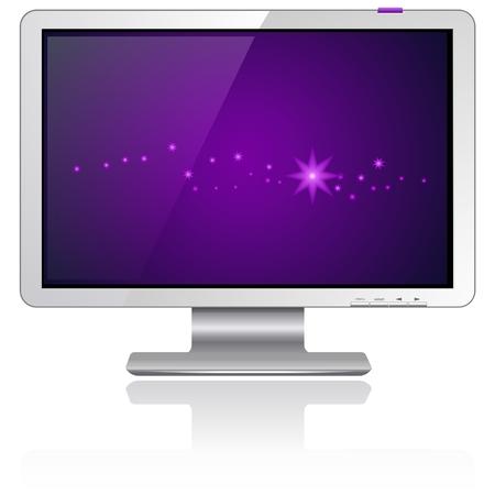 Screen Stock Vector - 5996236