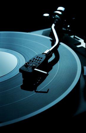 Vinyl Tonearm photo