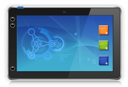 touchpad: Touchpad Computer or Tablet PC