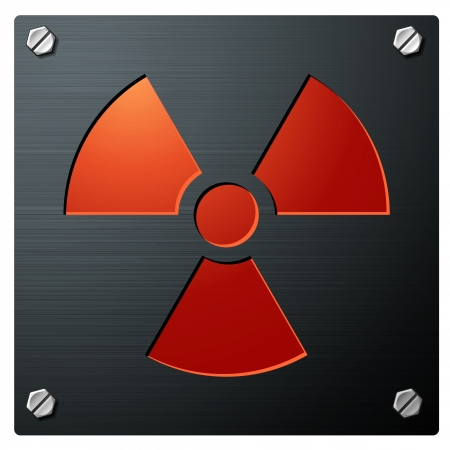 nuclear bomb: Radioactivity Sign