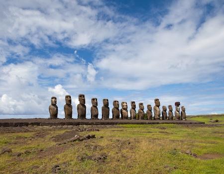 Paaseiland beelden Stockfoto
