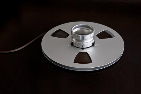 audio: Vintage Metal Audio Reel