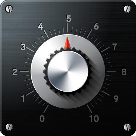 regulator: Analog regulator control interface Illustration