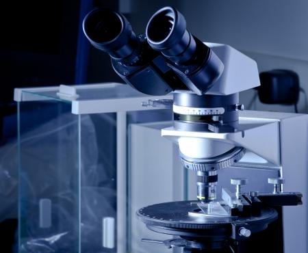 Polarizing Light Microscope photo