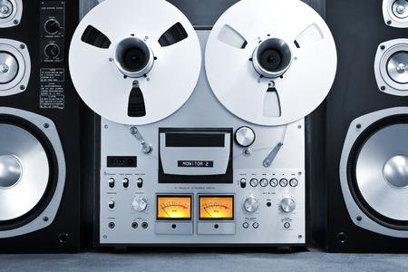 tape recorder: Estéreo analógico carrete abierto Magnetofono Grabadora Vintage Primer