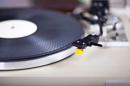 turntables: Analog Stereo Turntable Vinyl Record Player