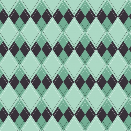 Seamless Argyle Pattern Diamond Shapes Background Can Be Used To Fabric Design Wallpaper Decorative