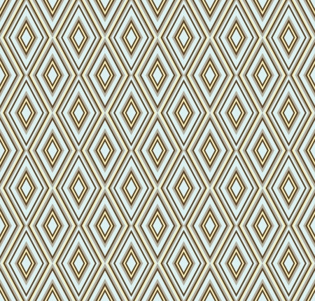 Seamless argyle pattern  Diamond shapes background  Can be used to fabric design, wallpaper, decorative paper, web design, etc  Swatches of seamless patterns included in the file