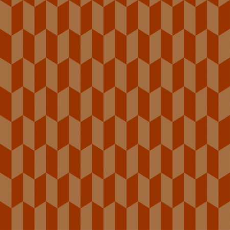 Seamless chevron pattern in retro style  Geometric background  Can be used to fabric design, wallpaper, decorative paper, scrapbook albums, web design, etc  Swatches of seamless pattern included in the file  Vector